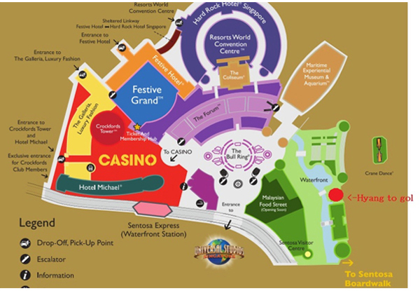Sentosa casino map gumiabroncs Choice Image